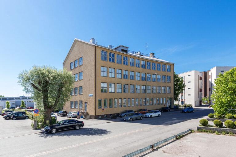 EAB Vuokrattavat toimitilat   Kutomotie 6 Helsinki