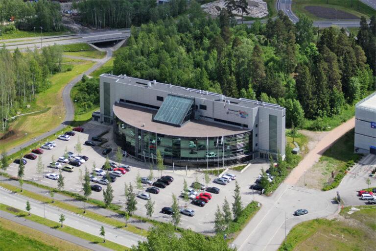 Apollo Business Center Vuokrattavat toimitilat Espoo Julkisivu